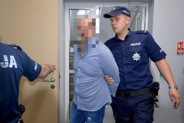 Arkadiusz Ł. skazany na 7 lat więzienia Jakub Kaczmarczyk, PAP