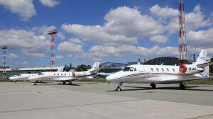 80 prywatnych samolotów z kibicami na półfinał