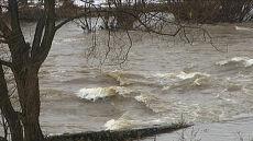 Roztopy mogą mocno podnieść poziom wody w rzekach Śląska