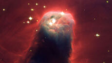 Upiorne obrazy formowania się gwiazd