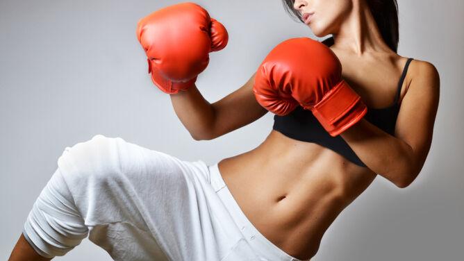 Power boxing: ten sport kręci kobiety