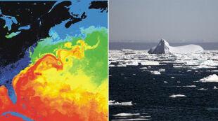 Klimat Europy może się poważnie ochłodzić