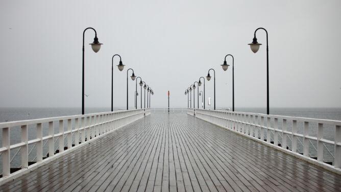 Pogoda na dziś: <br />wiele deszczowych miejsc