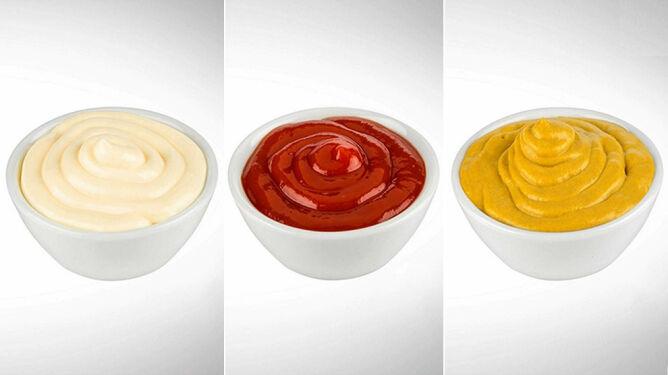 Łyżka majonezu to 166 kcal. A ketchup i musztarda?