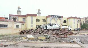Powodzie w Algierii