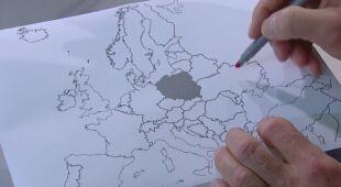 Niż kształtuje pogodę w Polsce