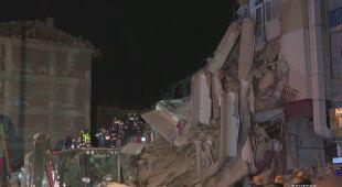 Zniszczonych zostało ponad 500 budynków
